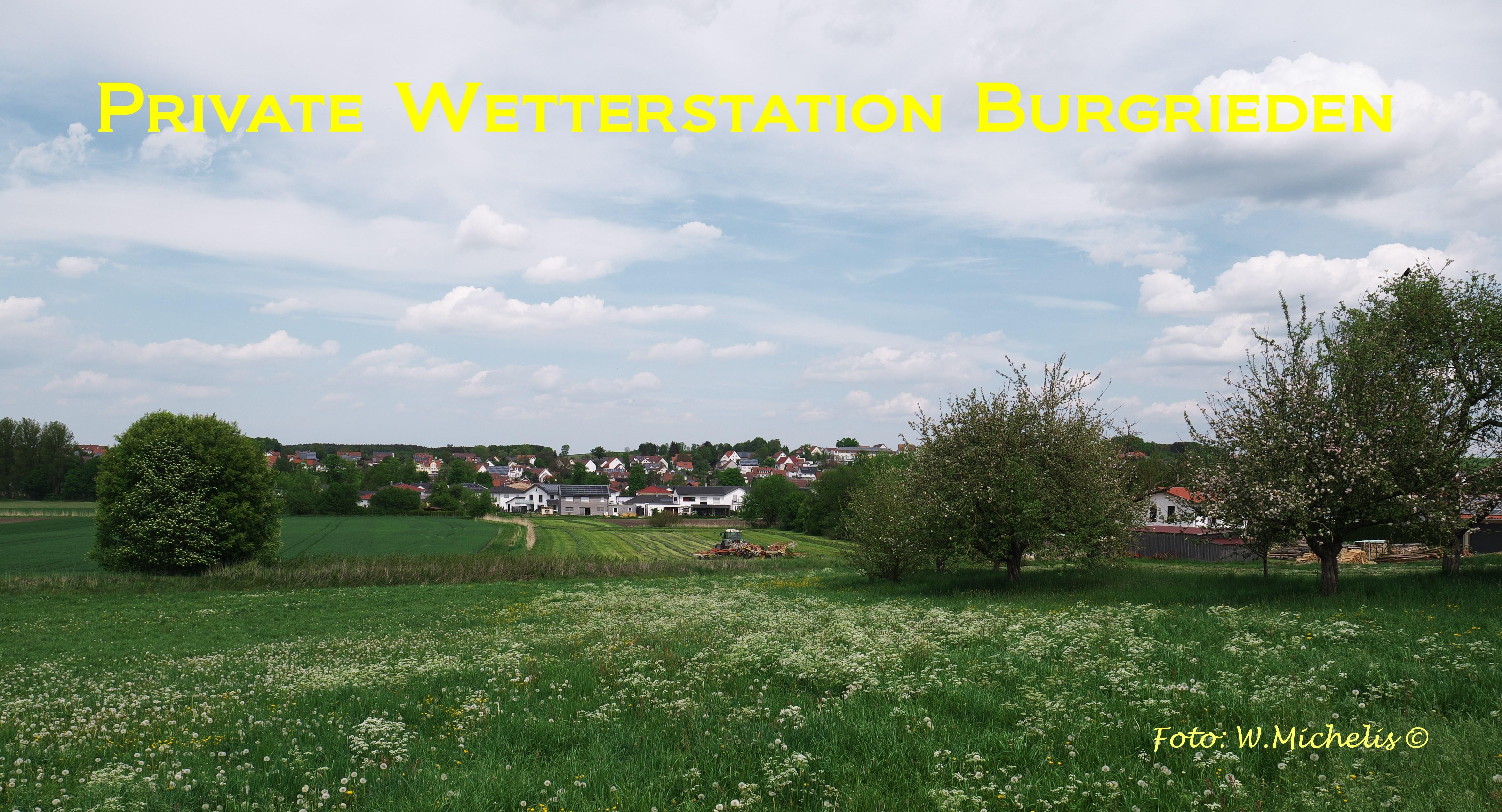 Wetter Burgrieden